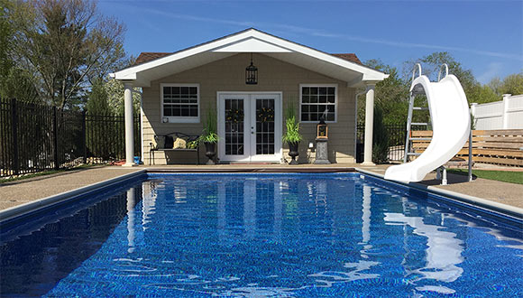 Pool and spa inspection services from Williams Home Inspection